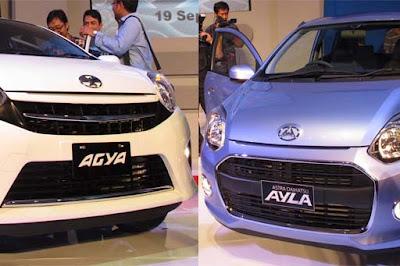 Mobil Harga Murah dari Astra, Toyota Agya dan Daihatsu Ayla