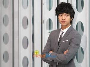 Foto Profil Lee Seung Gi