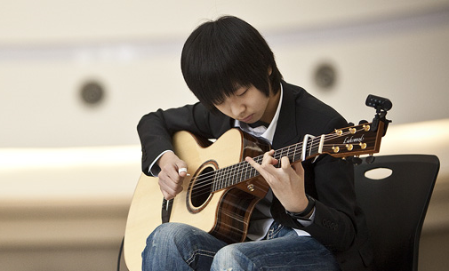 Profil Video Foto Sungha Jung