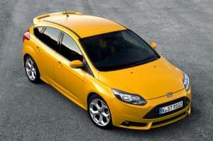 Foto Ford All New Focus Hatcback 2013