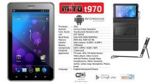 spesifikasi dari mito t710 mito t710 menggunakan prosesor 1 ghz