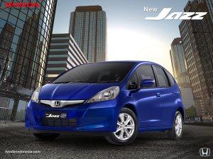 Spesifikasi Harga New Honda Jazz 2013