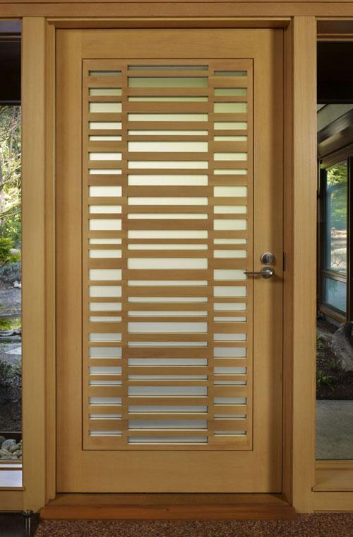 model desain pintu rumah minimalis modern terbaru my blog